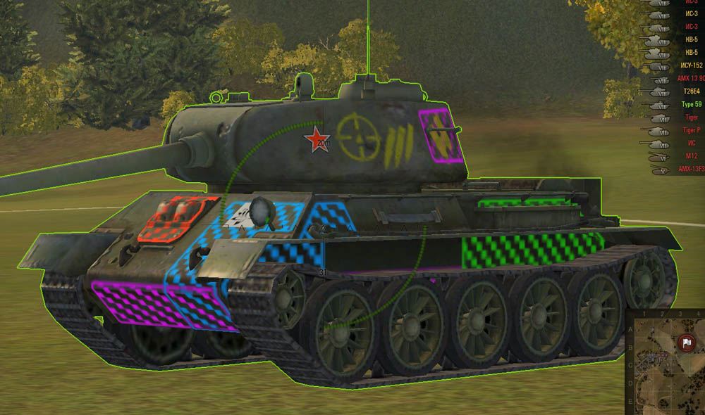 Тактики для world of tanks